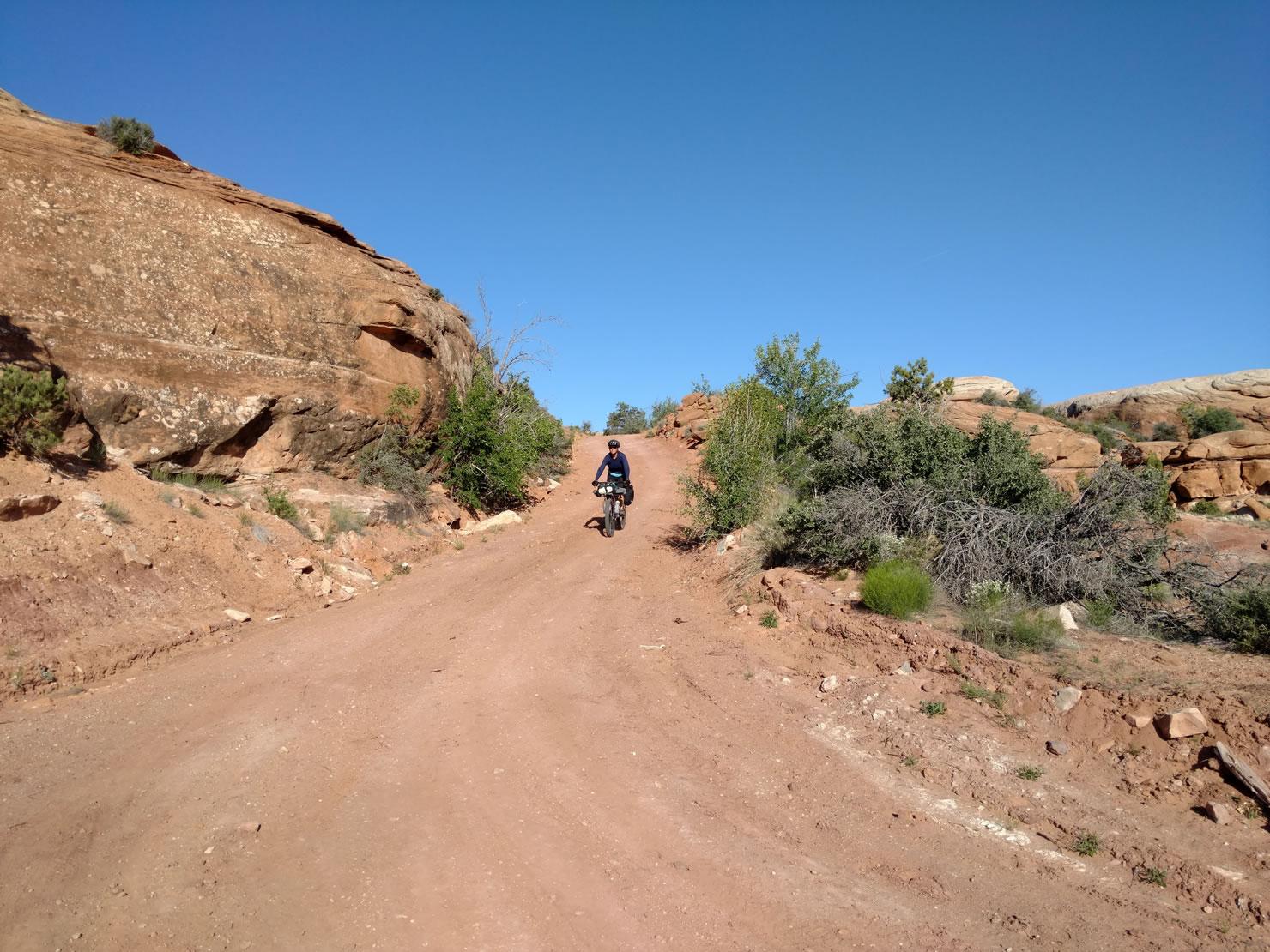 Cedar Mesa Loop Ruins and Monuments  BIKEPACKINGcom