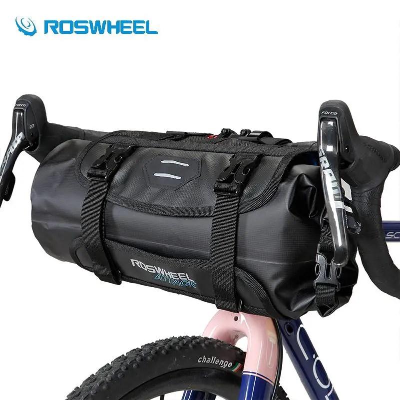 roswheel handlebar bag