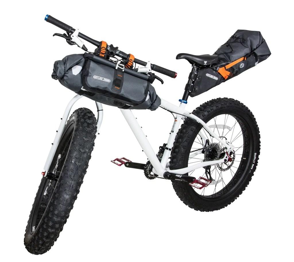 ortlieb bikepacking bags