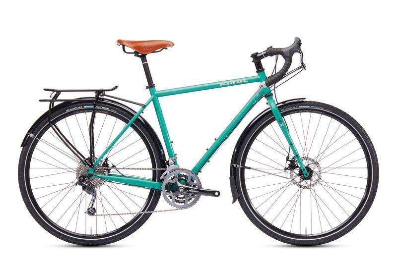 best bike for long distance touring