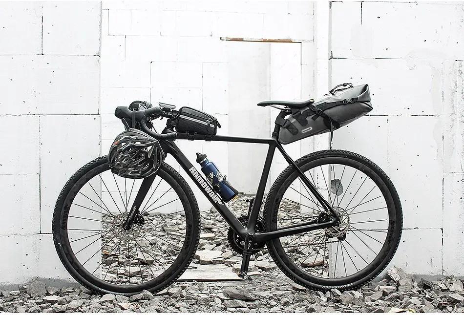 rhinowalk saddle bag review
