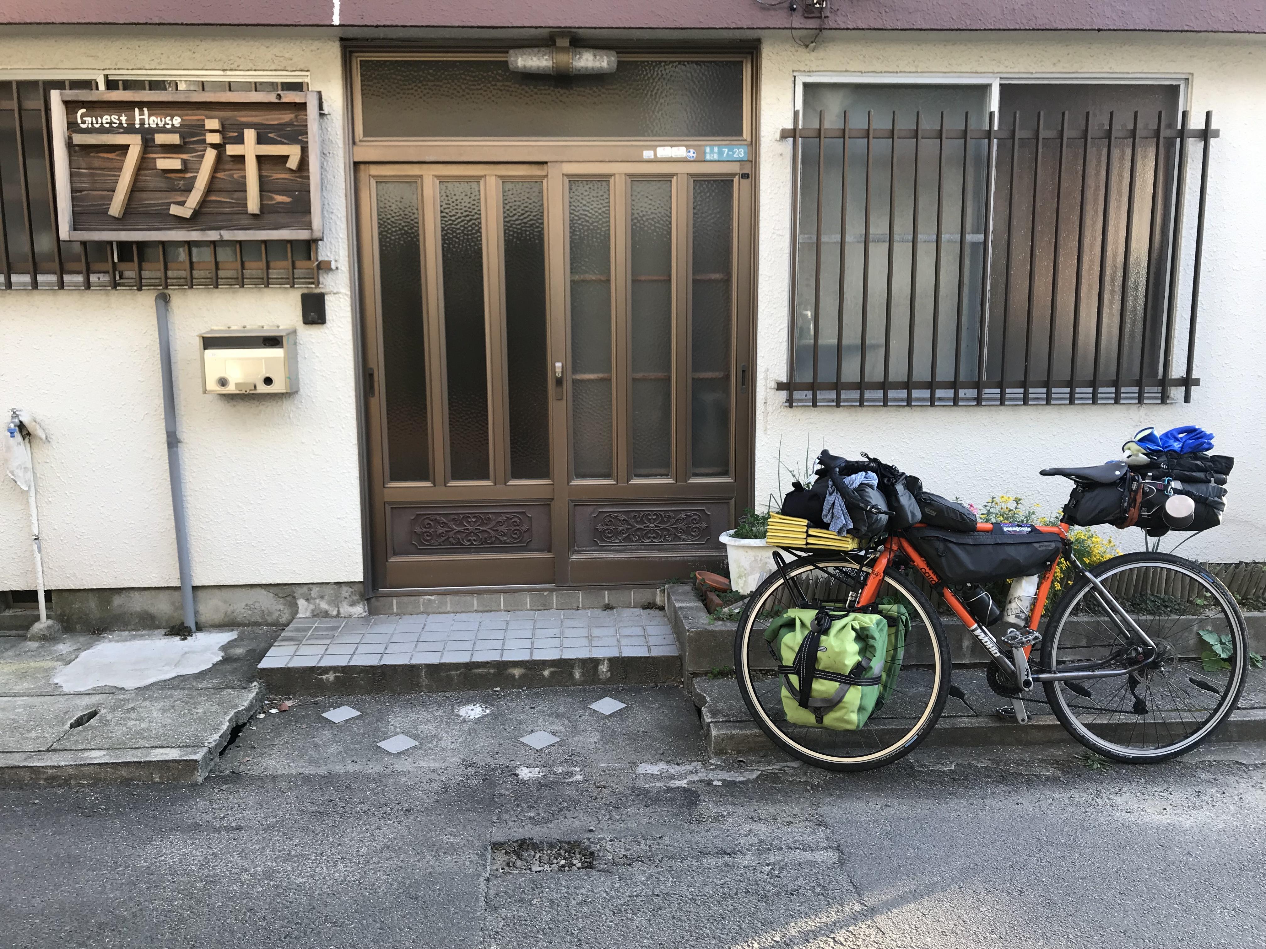 隨身旅遊行動秘書Shuffly – Bikepacking Diary