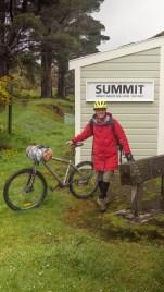 Ron a jeho improvizovaný bikepackingový styl