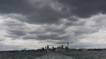 Ahoj a na shledanou Auckland