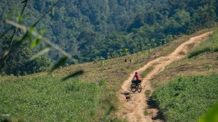 Hills and Dirt