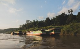 Slowboats of Mekong
