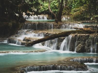 Kuang Si Waterfalls 2