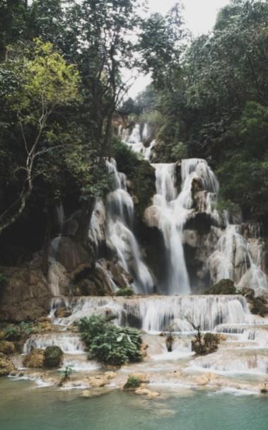 Vodopády Kuang Si potřetí
