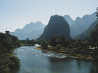 Stunning Views of Laos