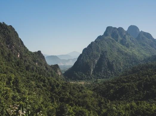 Vang Vieng Hills