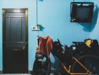 Our Moldy Room