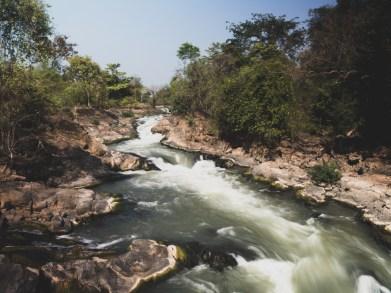 Peřeje na řece Mekong poprvé