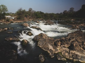 Rapids on Mekong river part two