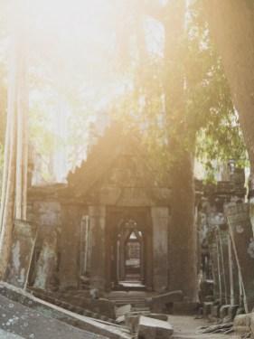 Temple Koh Ker, I