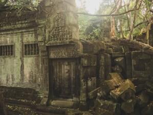 Beng Mealea Temple, II