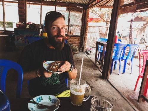 Jakubovi chutná Burmánská kuchyně