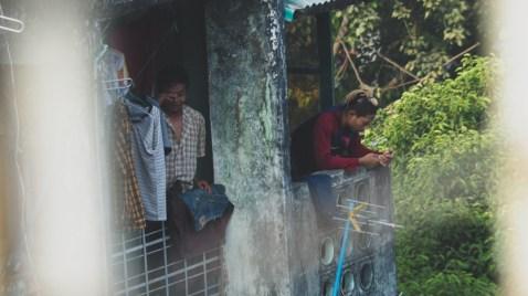 Dobré ráno, Yangon