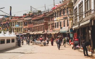Náměstí Boudhanat