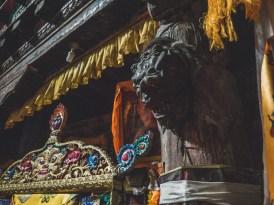 Monastery. Braga, Nepal