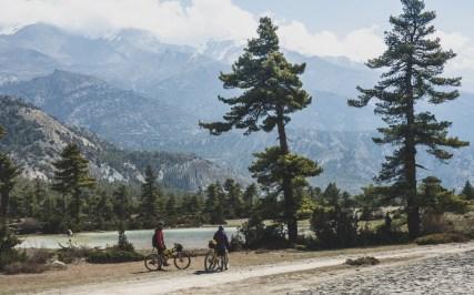 Picknic spot. Braga, Nepál