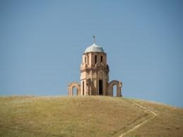 Kyrgyz Cemetry. Kazarman, Kyrgyzstan
