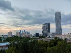 Moderní Moskva. Moskva, Rusko