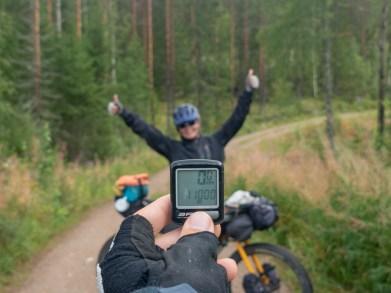 11000km! Finsko