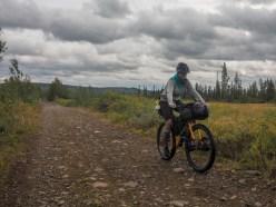 Backroad. Kiruna, Sweden