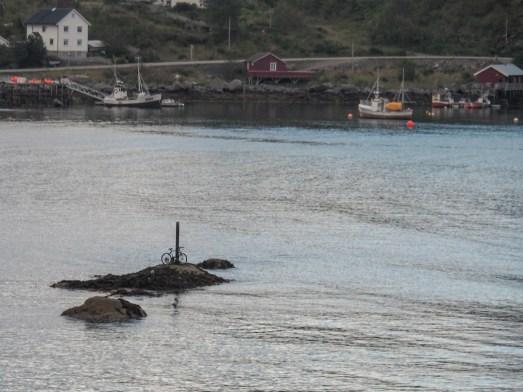 Hmm.. Moskenes, Norsko
