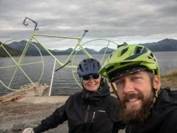 Lødingen port. Norway