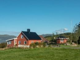 Vikings live here. Vesterålen, Norway