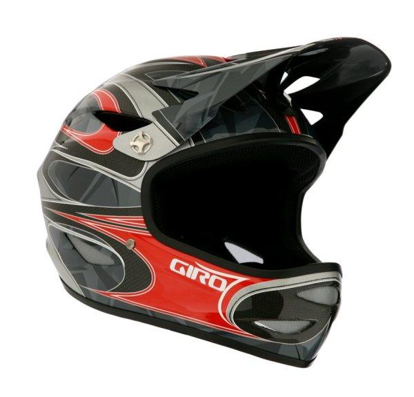 2012 Giro Remedy Carbon Fiber Helmet - Red