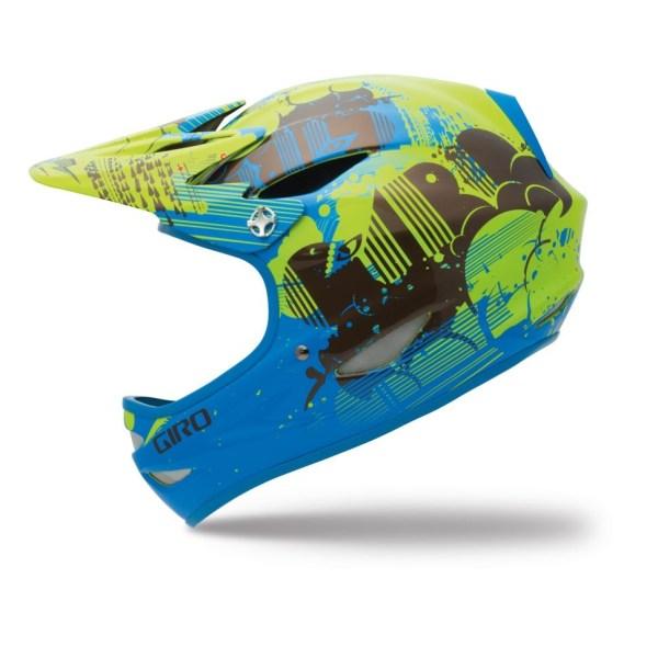2013 Giro Remedy Full Face Helmet