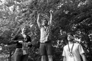 Steve(1), Dan(2) and Brad(3)