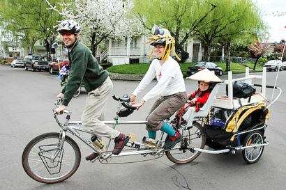 Riding with kids Which bike setups work best Updated