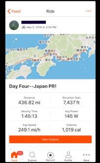 Screen Shot 2019 05 29 at 11.22.14 AM - Bikes, Bridges and Bullet Trains: Riding Japan's Shimanami Kaido route
