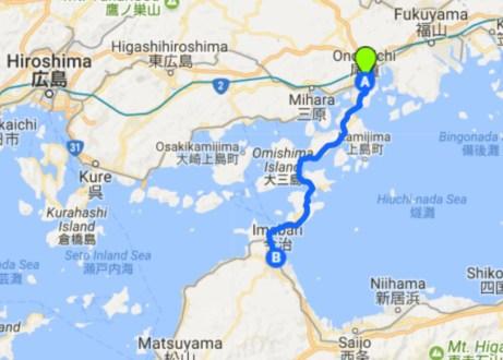 Screen Shot 2019 06 04 at 11.15.12 AM - Bikes, Bridges and Bullet Trains: Riding Japan's Shimanami Kaido route