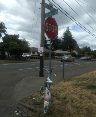 Screen Shot 2019 06 23 at 3.18.20 PM 320x389 - Bicycle rider dies in collision on SE Flavel – UPDATED