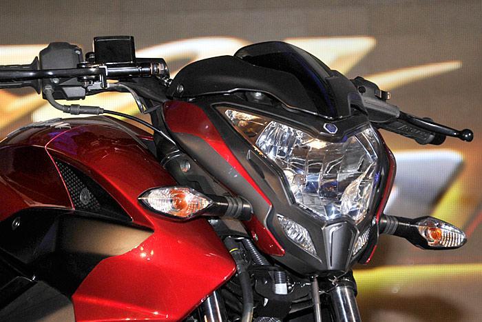 Rs 3d Name Wallpaper Pulsar 200 Ns New Front Head Light Bikeposh