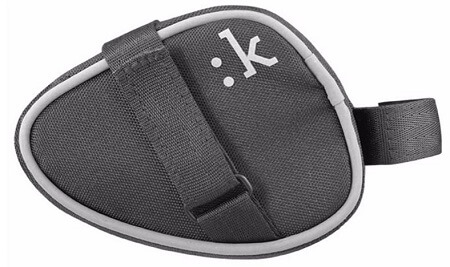 Small size Fizik Link Saddle Bag in black colour