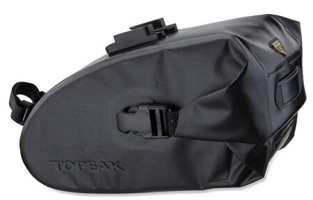 Topeak Wedge DryBag in black colour, large size