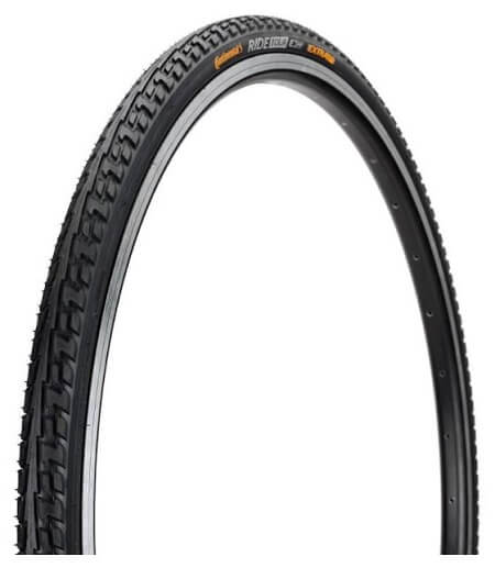 Continental Ride Tour Wire Bead Tire in Black Color