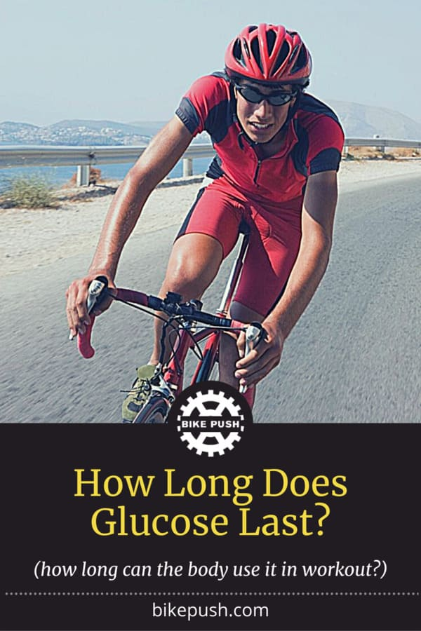 How Long Does Glucose Last When Working Out? - Pinterest Pin Small Image