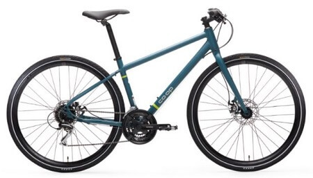 Co-op Cycles CTY 1.1 Bike in Nightsea color