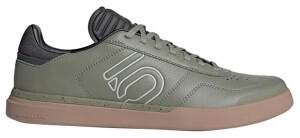 Five Ten Sleuth DLX PU Shoe in Grey Two/Legacy Green variant
