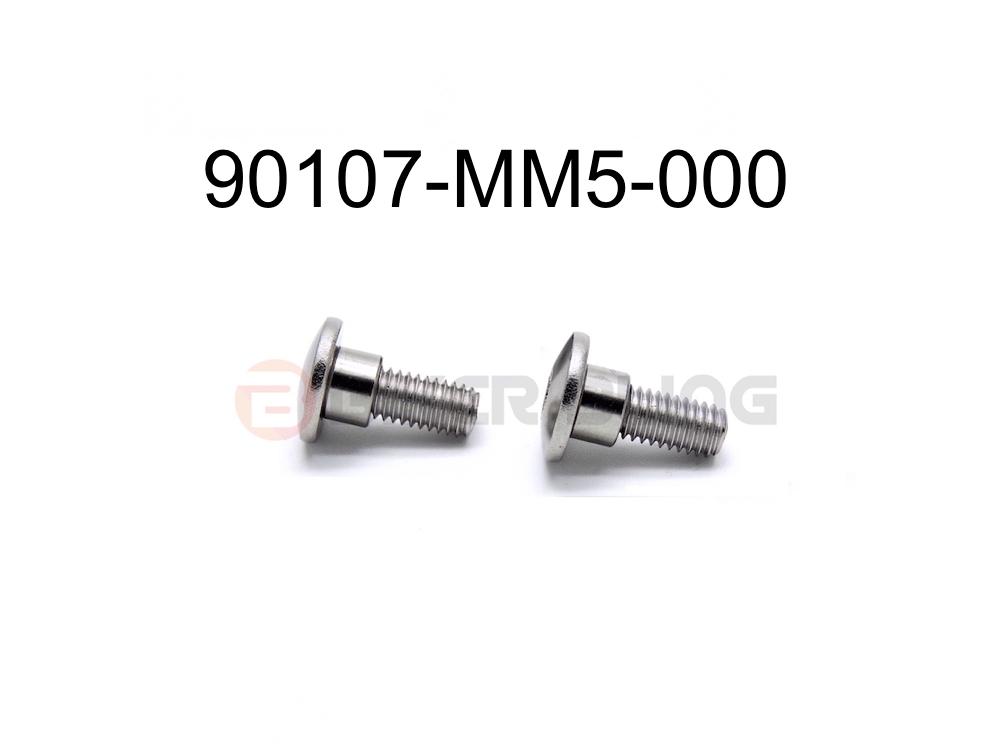 10x 90107-MM5-000 Honda shouldered fairing bolts stainless