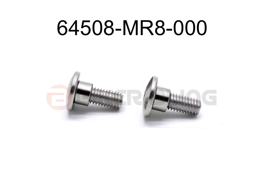 10x 64508-MR8-000 Honda shouldered fairing bolts stainless
