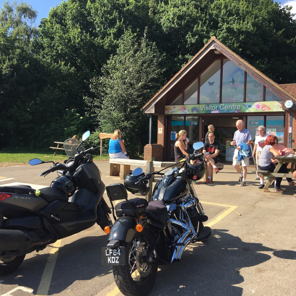 Newlands Corner Visitors Centre