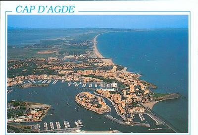 cap agde best resorts