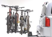 Hollywood HR1400 Sport Rider 4-Bike Platform Hitch Rack Review
